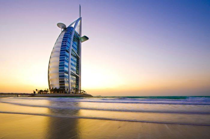 Découverte de Dubaï