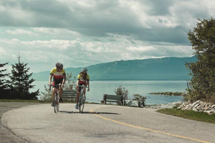 Québec & l'Isle-aux-Coudres: Le fleuve à son meilleur!
